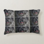 Adorable Cairn Terrier Accent Pillow