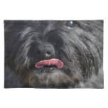 Adorable Cairn Terrier Placemat