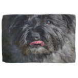 Adorable Cairn Terrier Towel