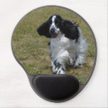 Adorable English Cocker Spaniel Gel Mouse Pad