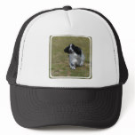 Adorable English Cocker Spaniel Trucker Hat