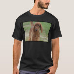 Adorable Irish Setter T-Shirt