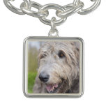Adorable Irish Wolfhound Bracelet