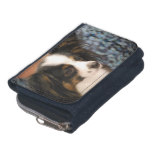 Adorable Papillon Wallet