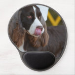 Adorable Springer Spanial Gel Mouse Pad