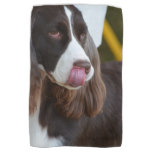 Adorable Springer Spanial Towel