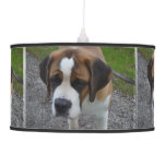 Adorable St Bernard Ceiling Lamp