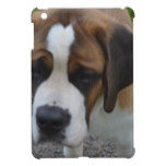 Adorable St Bernard Cover For The iPad Mini