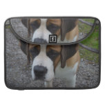 Adorable St Bernard MacBook Pro Sleeve