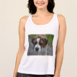 Adorable St Bernard Tank Top
