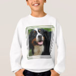 Baby Bernese Mountain Dog Sweatshirt