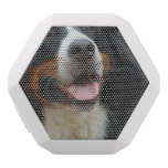 Baby  Bernese Mountain Dog White Bluetooth Speaker