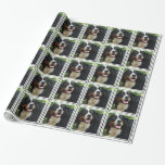 Baby Bernese Mountain Dog Wrapping Paper