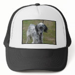 Beautiful English Setter Dog Trucker Hat
