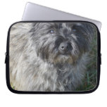 Black Cairn Terrier Laptop Sleeve