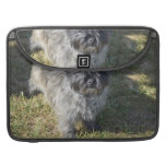 Black Cairn Terrier MacBook Pro Sleeve