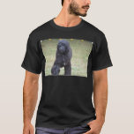 Black Portuguese Water Dog T-Shirt