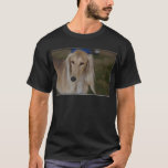 Blonde Saluki Dog T-Shirt