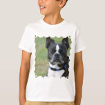 Classic Boston Terrier Dog T-Shirt