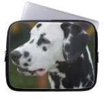 Dalmatian with Spots Computer Sleeve