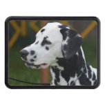 Dalmatian with Spots Trailer Hitch Cover