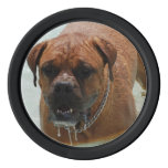 Drooling Bordeaux Mastiff Poker Chips