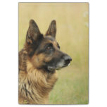 German Shepherd Post-it Notes