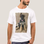 German Shepherd Puppy T-Shirt