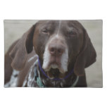 German Shorthaired Pointer Dog Placemat