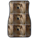 Gorgeous Golden Retriever Car Mat