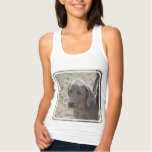 Gorgeous Weimaraner Tank Top
