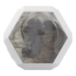 Gorgeous Weimaraner White Bluetooth Speaker