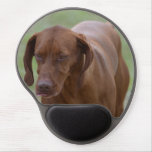 Great Vizsla Dog Gel Mouse Pad