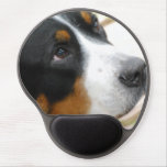 Greater Swiss Mountain Dog Gel Mouse Pad
