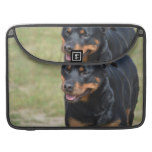 Guileless Rottweiler Sleeve For MacBook Pro