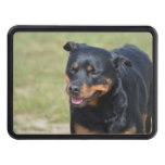 Guileless Rottweiler Tow Hitch Cover