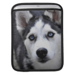 Husky Puppy iPad Sleeve