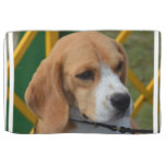 Lovable Beagle Hand Towel