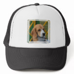Lovable Beagle Trucker Hat