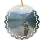 Malamute Dog Ornament