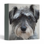 Miniature Schnauzer Dog Binder