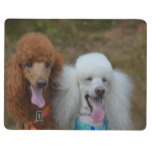 Pair of Poodles Journal
