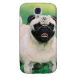 Poised Pug Samsung Galaxy S4 Cover