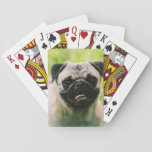 pug-13 playing cards