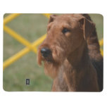 Really Cute Airedale Terrier Journal