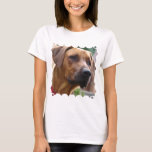 Rhodesian Ridgeback Ladies Fitted T-Shirt