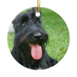 Scottish Terrier Dog Ornament