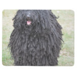 Shaggy Puli Dog Journal
