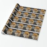 Shiba Inu Wrapping Paper