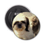 Shih Tzu Bottle Opener